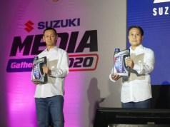 Suzuki Luncurkan Oli Ecstar
