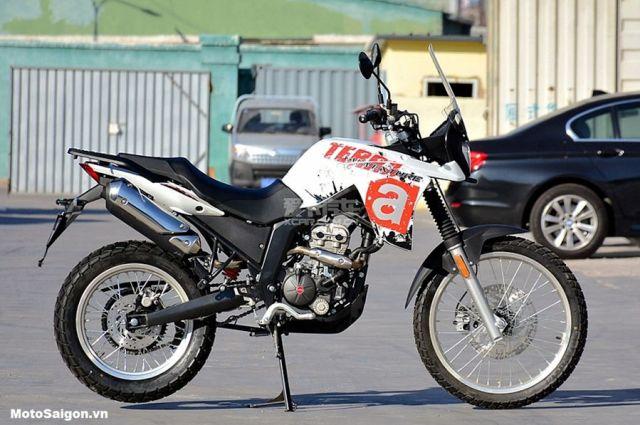 Motor Adventure 250cc Aprilia