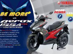 Yamaha Aerox 155A VVA