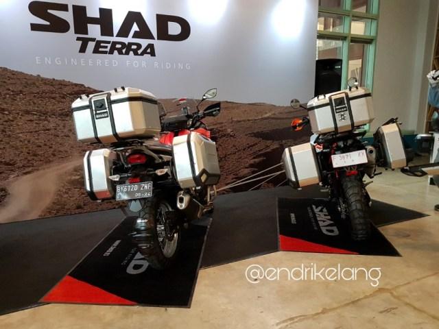 Shad Terra Aluminium