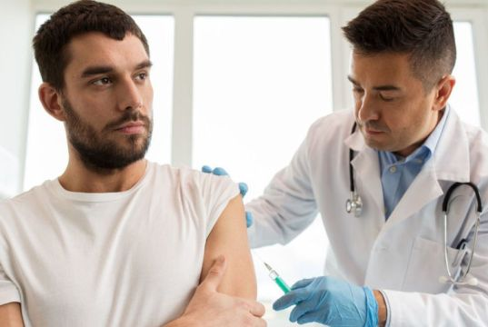 Jenis Vaksin Dewasa