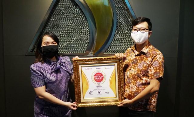 Digital Popular Brand Award Tekiro