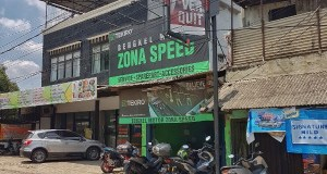 Bengkel Zona Speed