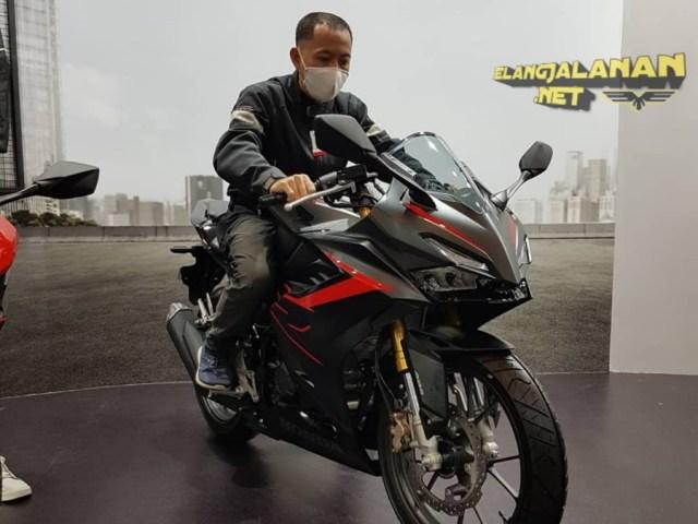Review All New Honda CBR150R