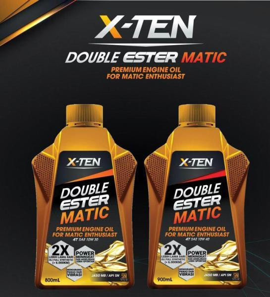 Oli X-TEN Double Ester Matic