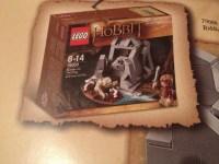 Lego - Acertijos en la Oscuridad