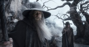 Gandalf y Radagast en los Altos Páramos