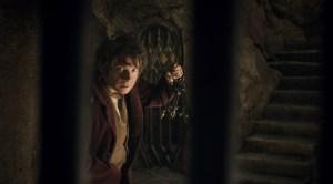 Bilbo libera a los Enanos