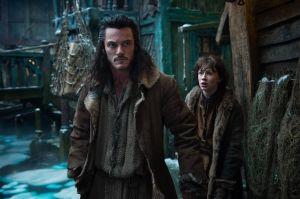 Bardo y su hijo Bain