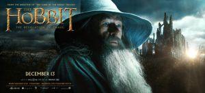 Banner de Gandalf y Dol Guldur