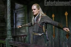 Nueva imagen de Legolas en Esgaroth