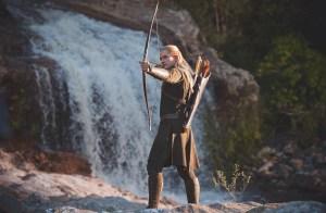 Legolas, un arquero certero