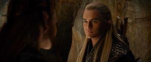 Legolas y Tauriel, amigos de la infancia