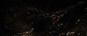 Bilbo en el tesoro de Erebor