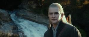 Legolas habla con Tauriel