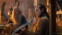 Elrond revela el origen de Orcrist