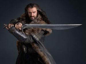 Richard Armitage como Thorin