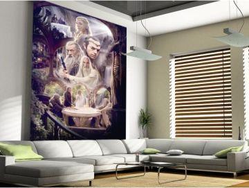 Murales Hobbit14