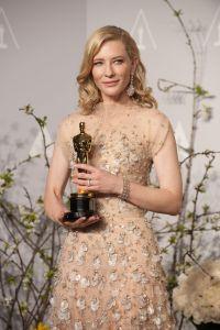 86th Oscars; Backstage