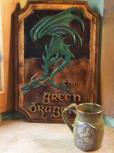 El Dragon Verde Hobbiton