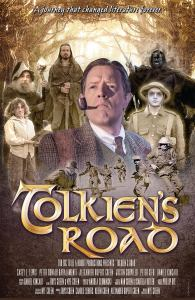 Poster Tolkiens Road