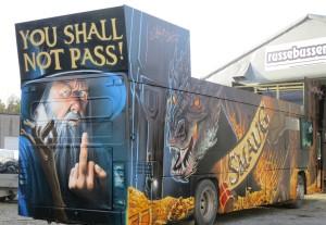 Autobus Smaug - Fiestas Noruega1