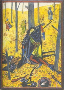 Sergei Iukhimov - Muerte de Boromir