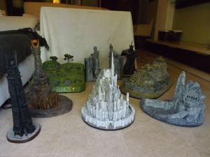 Las maquetas y dioramas de Toniwan
