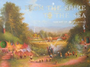 From the Shire to the Sea. The Art of Joe Gilronan