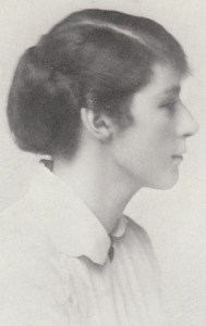 Edith Mary Bratt en 1916