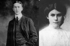 Se cumplen 100 años de la boda de J.R.R. Tolkien y Edith Bratt – El Anillo  Único