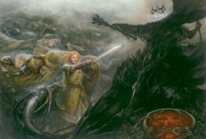 Éowyn desafía al Rey Brujo, según Matthew Stewart