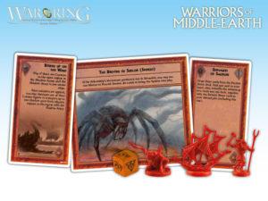 Warriors of Middle-Earth, nueva expansión para La Guerra del Anillo
