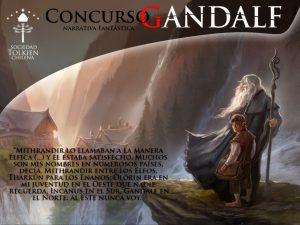 Concurso Gandalf 2016 de narrativa fantástica de la Sociedad Tolkien Chilena