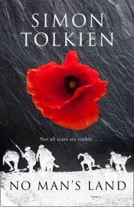 No Man's Land la novela de SImon Tolkien inspirada por las experiencias de J.R.R. Tolkien en la Gran Guerra
