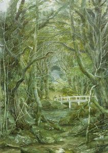 Los Elfos llevan a Thorin al palacio de Thranduil, según Alan Lee