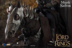 Figura de Boca de Sauron de Asmus Toys