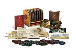 Pack en Blu-ray de las versiones extendidas de las trilogías de 'El Señor de los Anillos' y 'El Hobbit' de Peter Jackson