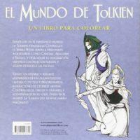 El mundo de Tolkien. Un libro para colorear1