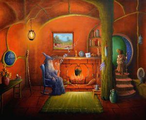 Bilbo deja Bolsón Cerrado, según Joe Gilronan