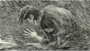 Isildur pierde el Anillo, según Anke Katrin Eißmann