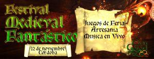 Festival de fantasía medieval Elen Galad
