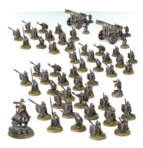 Enanos de las Colinas de Hierro de Games Workshop