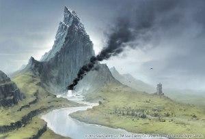 La Montaña Solitaria y Valle, según Joel Hustak