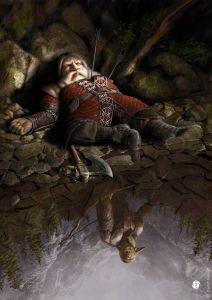 La muerte de Balin, según David Gaillet