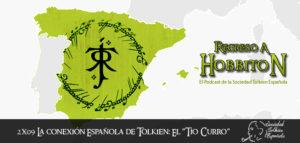Noveno programa de la segunda temporada de la Sociedad Tolkien Española