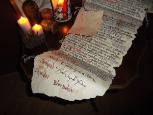 Sorteamos una réplica en español del Contrato de saqueador de Bilbo Bolsón