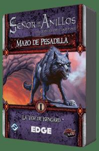 'La voz de Isengard', nuevo mazo de pesadilla para El Señor de los Anillos. El juego de cartas (LCG)