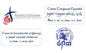 Cursos de Tengwar y Quenya organizados por la Sociedad Tolkiendili de México A.C.