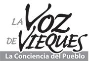 Logo La Voz de Vieques